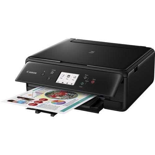 Canon PIXMA TS6020 Wireless All-in-One Auto Duplex Printer
