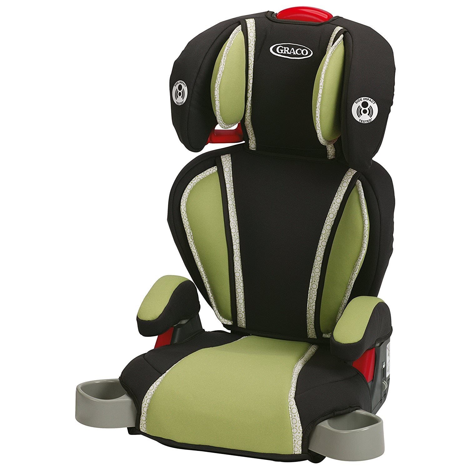 Graco Highback Turbobooster Car Seat, Go Green for $29.99 + free shipping at Amazon