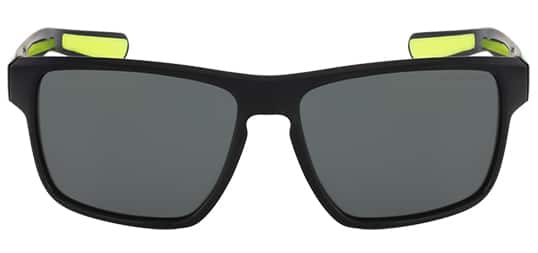 Nike Mojo P Polarized Sport Sunglasses (black/volt) for $38 + Free Shipping