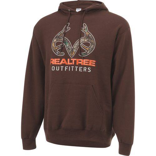 Realtree Outfitters Men's Camo Hoodie $9.99 + Free Shipping (various colors, only a small part is camo)