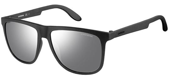Carrera Matte Black/Silver Mirrored Sunglasses $34 + Free Shipping
