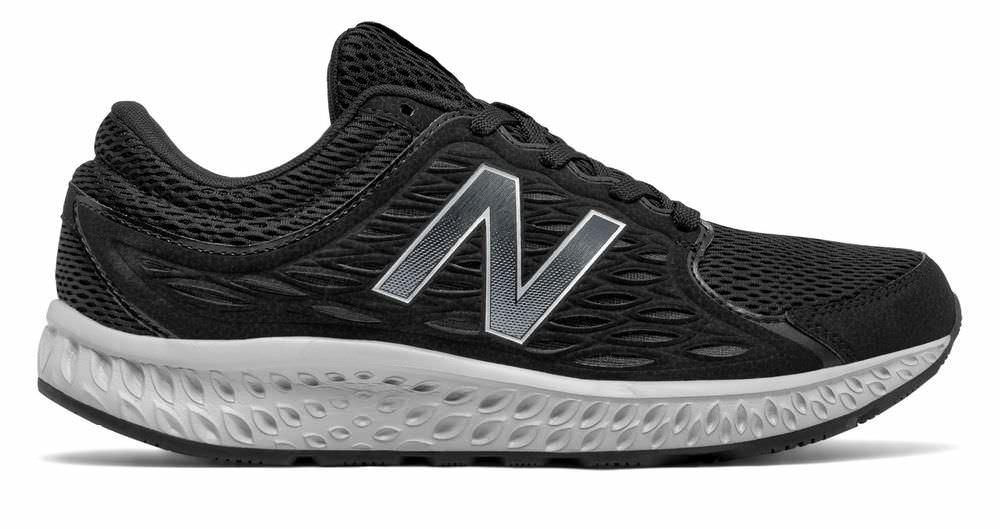 New Balance 420v3 Men's Running Shoes (black) for $29.99 + $1 Shipping