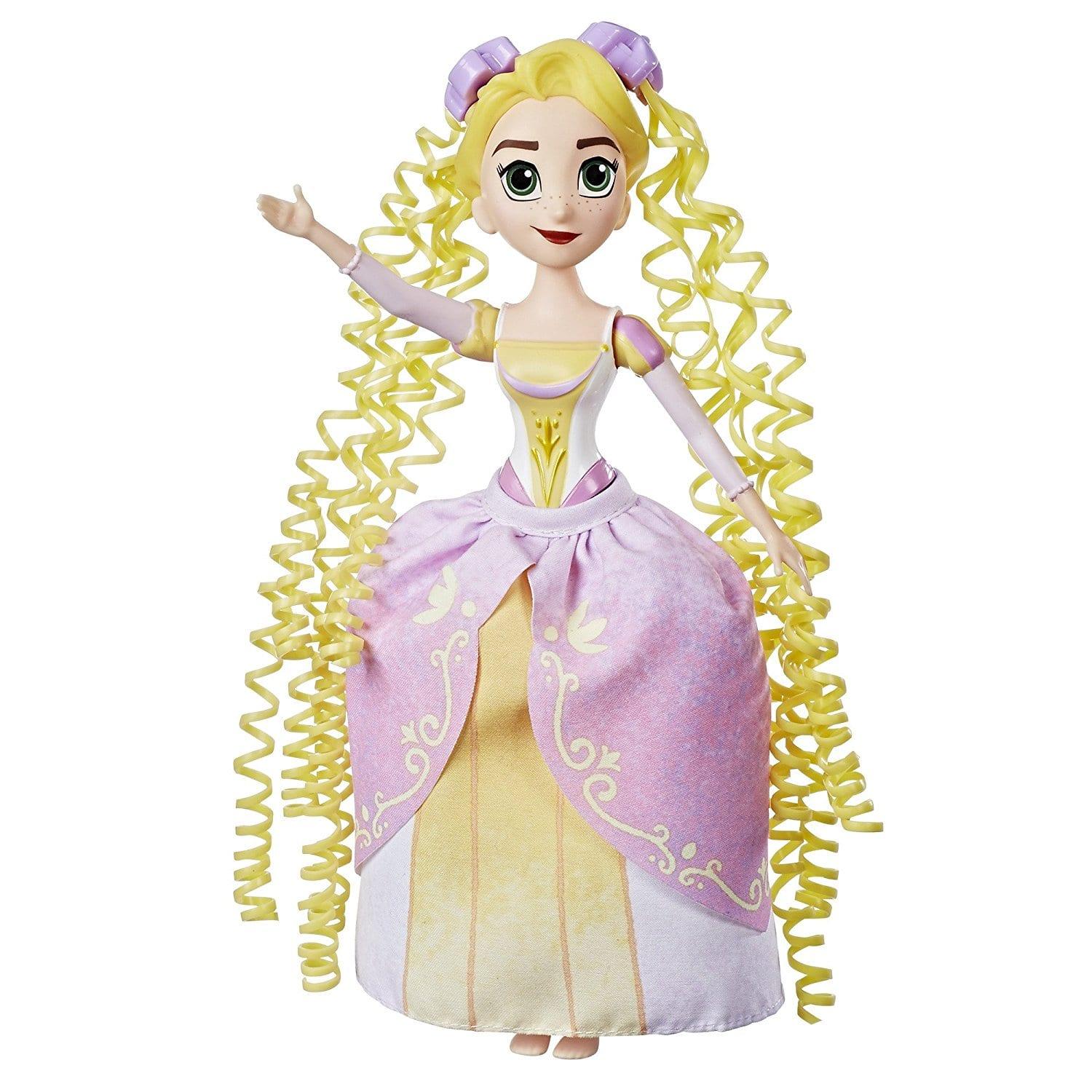 13-Piece Disney Tangled the Series Style Collection: Doll + Accessories $5.13 at Amazon *Add-on Item*