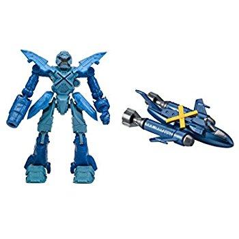 "Mech-X4 5"" Robot & Battle Submarine Dual Pack $3.66 at Amazon *Add-on Item*"