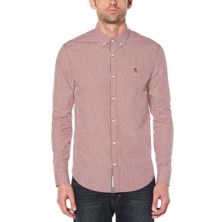 Original Penguin Extra 40% off Sale Styles: Tees from $9, Shirts from $16.80, Polos from $12.80 + $5 flat-rate S/H