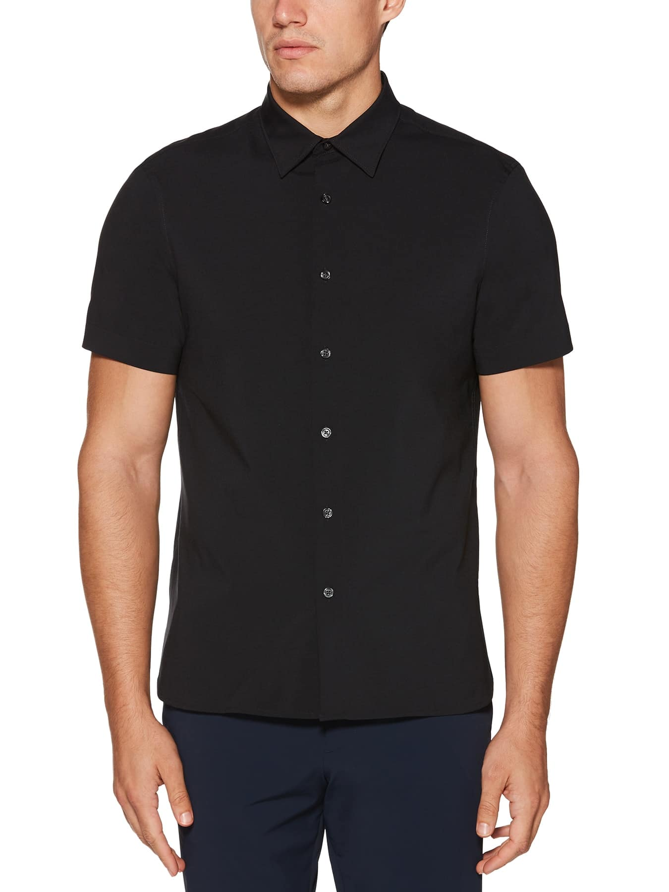 Perry Ellis Coupon for 40% off Sitewide: Shirts from $18, Polos/Knits from $12, Pants from $18