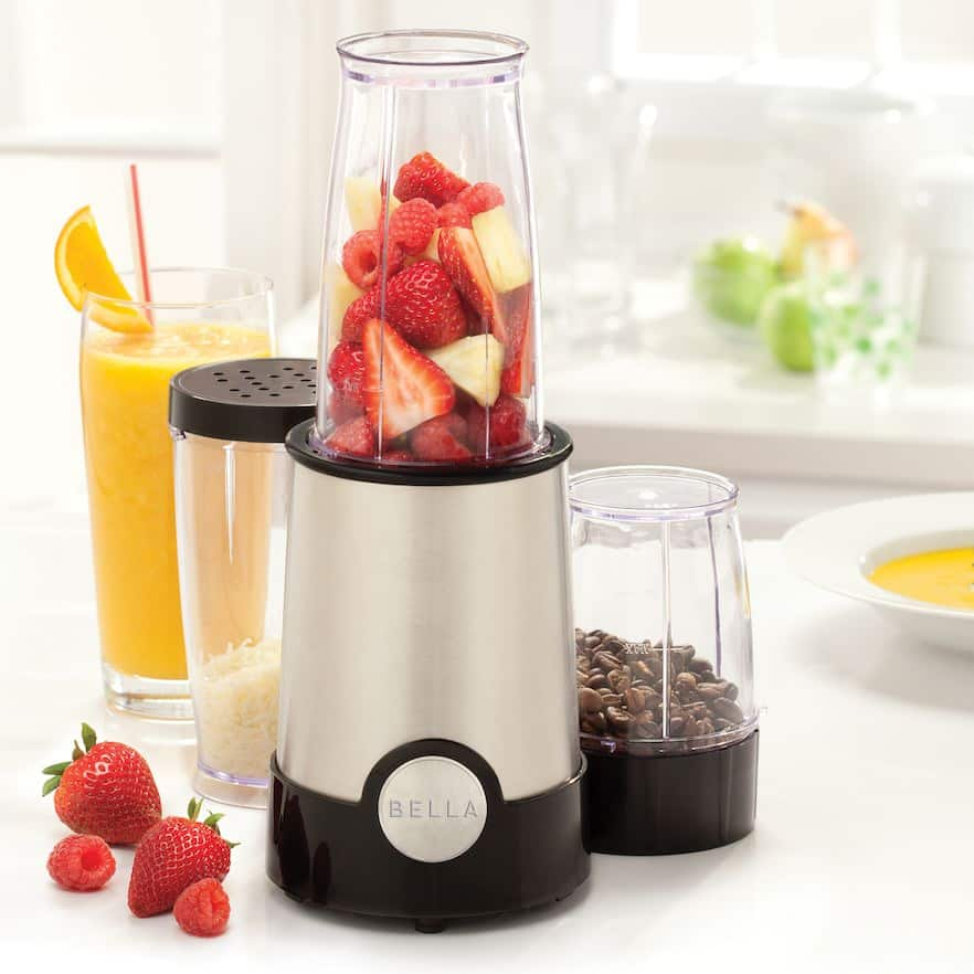 Bella 12-Piece Rocket Blender $13.99 + Free Shipping *Kohl's Cardholders*