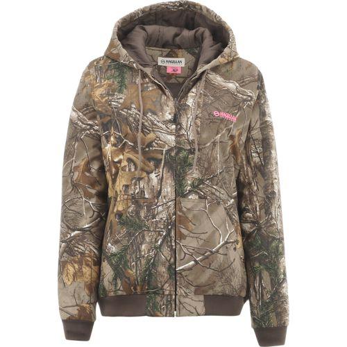 80928731f1e59 Magellan Outdoors Women's Realtree Camo Grand Pass Jacket (S or M ...