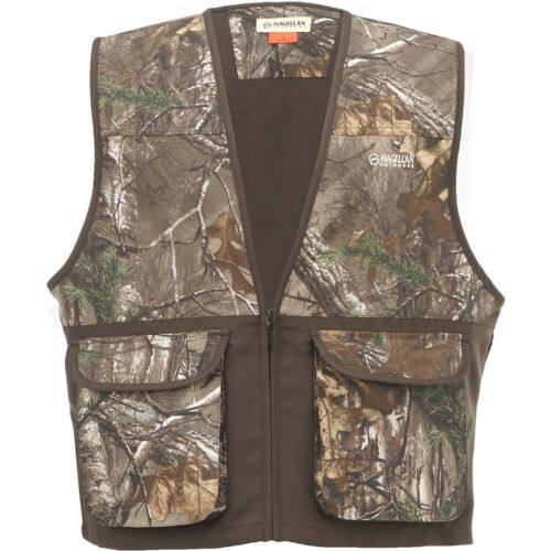Magellan Outdoors Men's Piedmont Camo Hunting Vest $4.48 + Free Shipping
