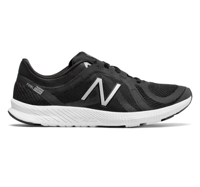 Women's New Balance FuelCore Transform v2 Mesh Trainer (black) for $26.99 + Free Shipping