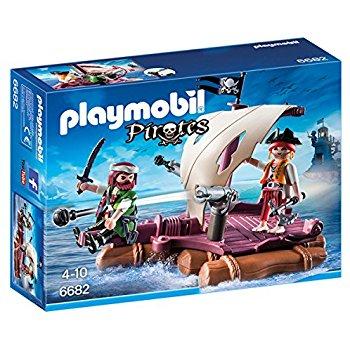 Playmobil Pirate Raft Playset $5.99 or Playmobil Diving Trip Playset $11.99