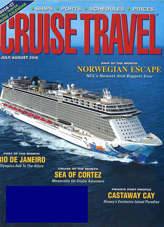 1556db01e Travel Magazines (1-Year Sub)  Conde Nast Traveler  4.50