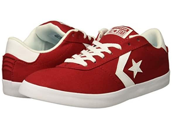 92f25da6b3ac Converse Sneakers  Men s Point Star Canvas Low Top Sneakers ...