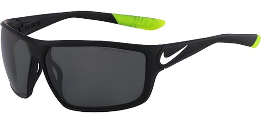 acb9e93860b2 NIKE Ignition Polarized Matte Black Sport Sunglasses $39 + Free Shipping