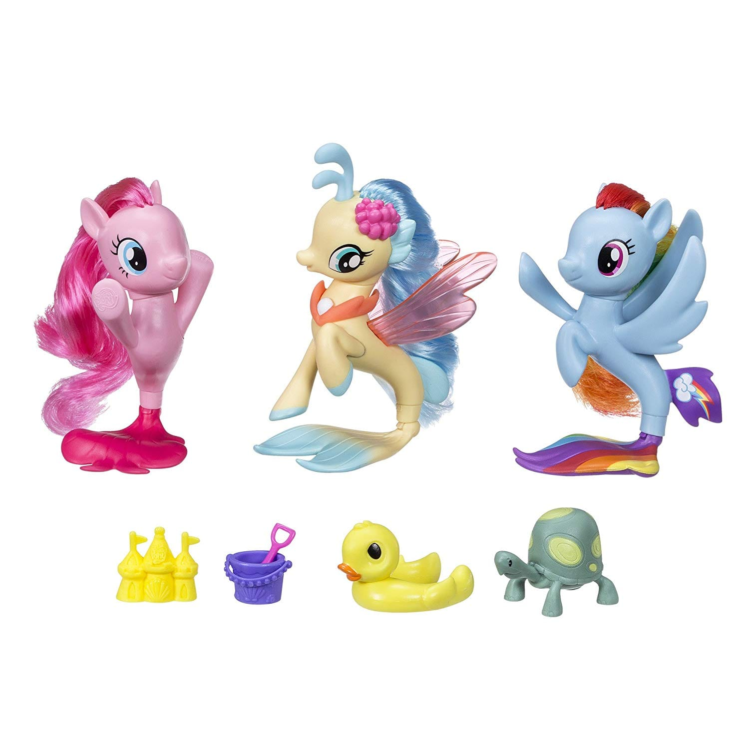 3-Pack My Little Pony the Movie Seapony Collection $10 at Amazon