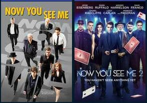 Now You See Me 2 Movie Collection Digital 4k Uhd Movies