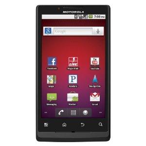 Virgin Mobile Prepaid Phones: Optimus V $52, LG Optimus Slider $80, Motorola Triumph $120