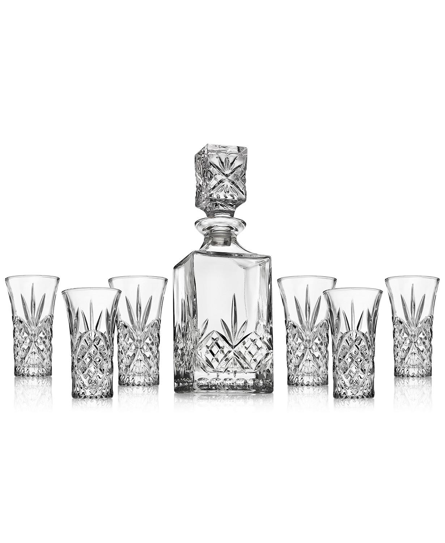 7-Piece Godinger Dublin Spirits Set $15.99 at Macy's
