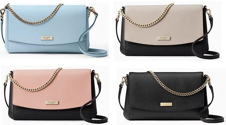 Kate Spade Laurel Way Greer Handbag $69 + Free Shipping (various colors)