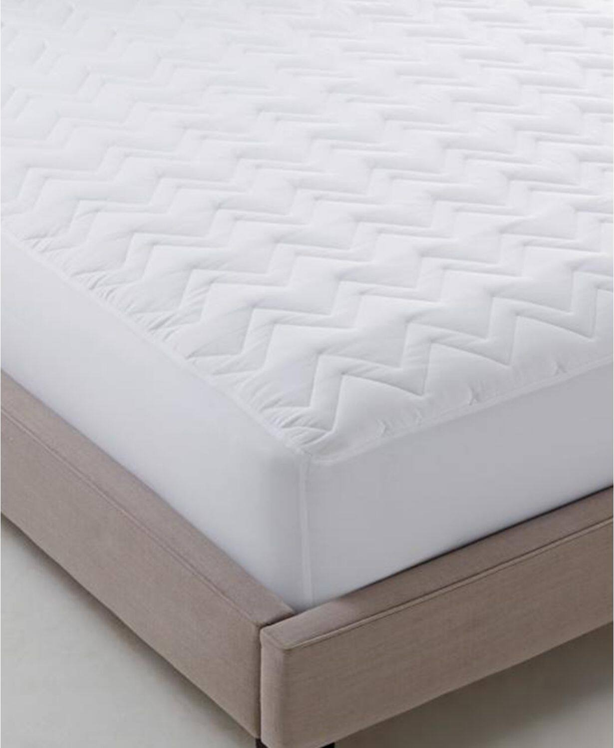 Twin or Twin XL Martha Stewart Essentials Quilted Mattress Pad $11.99 w/ in-store pick up (Twin XL is perfect for Dorms)