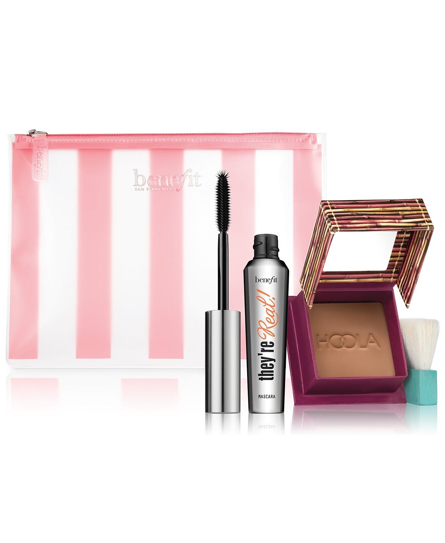 Make-Up Deals: 3-Piece Benefit Hoola Bronzer & Lash Set $20, Laura Gellar 2-pk Lip Gloss Set $6 More (in-store pick-up)