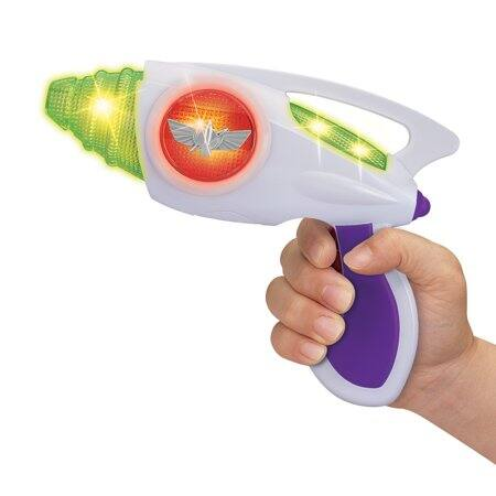 Toy Story 4 Buzz Lightyear Infinity Blaster w/ Lights & Sound $9.99 at Walmart