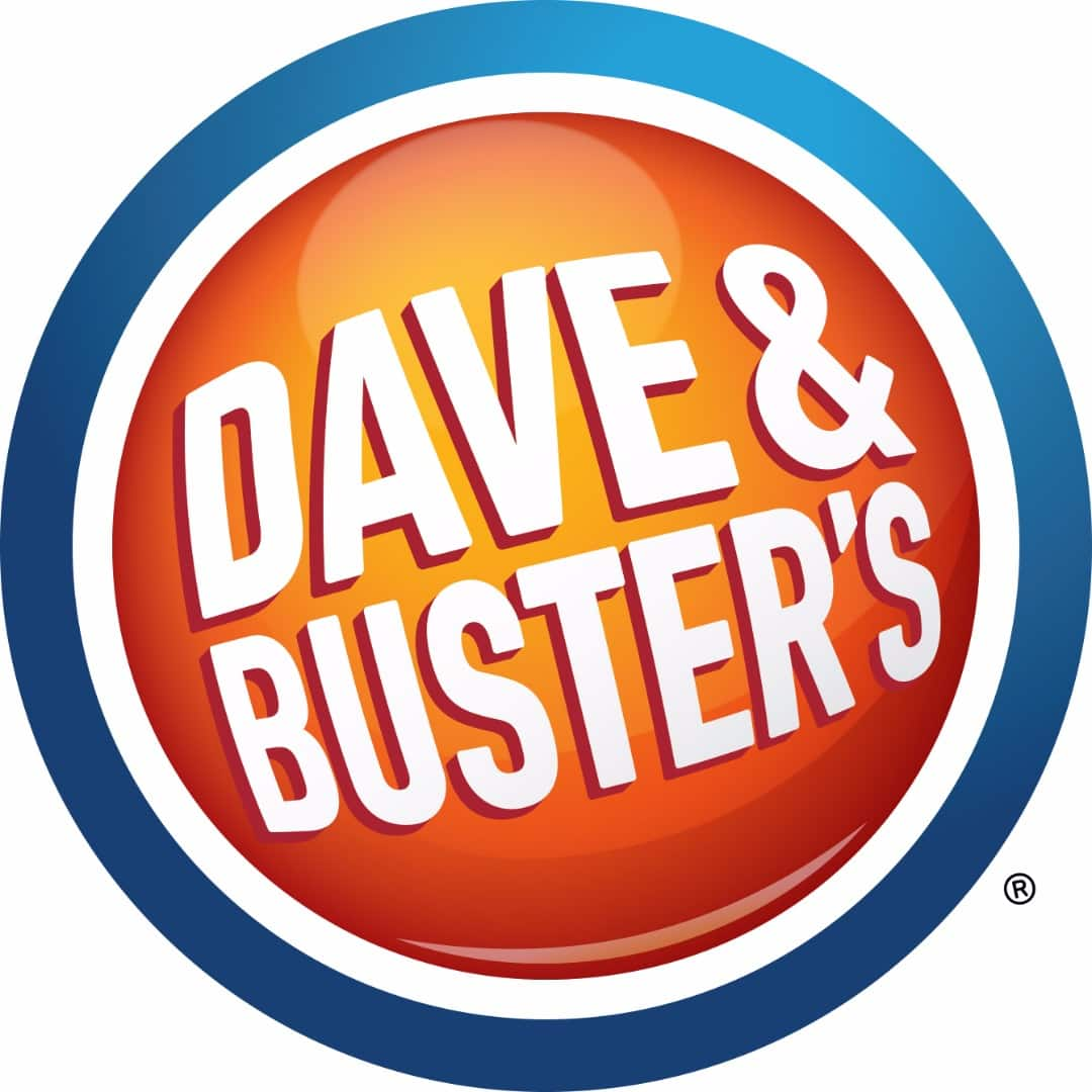 All-Day Gaming Package for Two at Dave & Buster's $20 (Valid at Participating Locations)