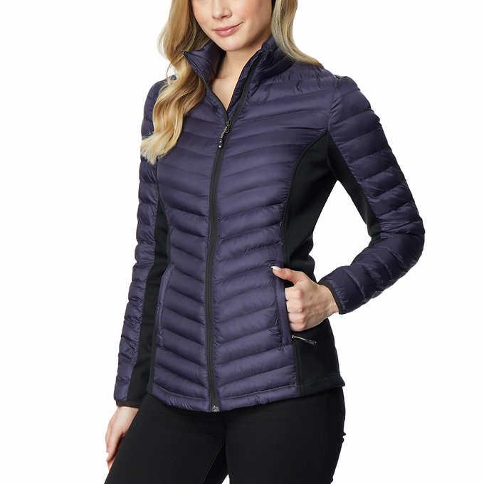 32 Degrees Ladies' Mixed Media Jacket $14.99 + Free Shipping **Costco Members**
