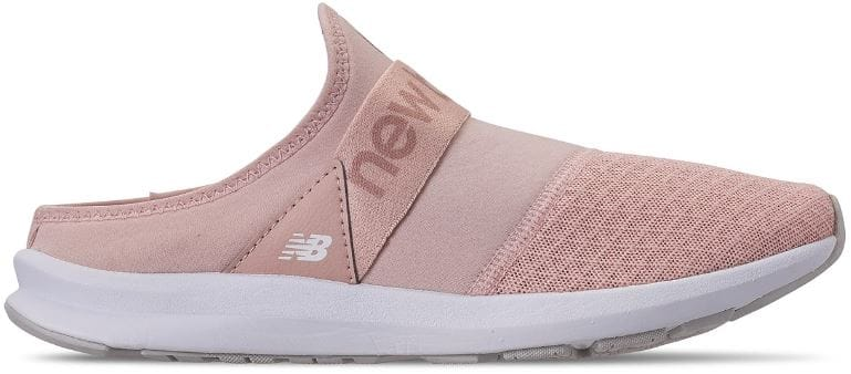 New Balance Women's FuelCore NERGIZE Mule Walking Sneakers in Pink $20 at Amazon or Macy's (Slip-on Style)