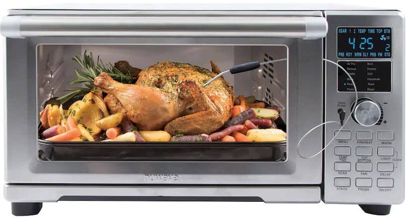 NuWave Bravo XL Air Fryer Convection Oven + $10 Kohls Cash for $95.19 shipped *Kohls Cardholders*