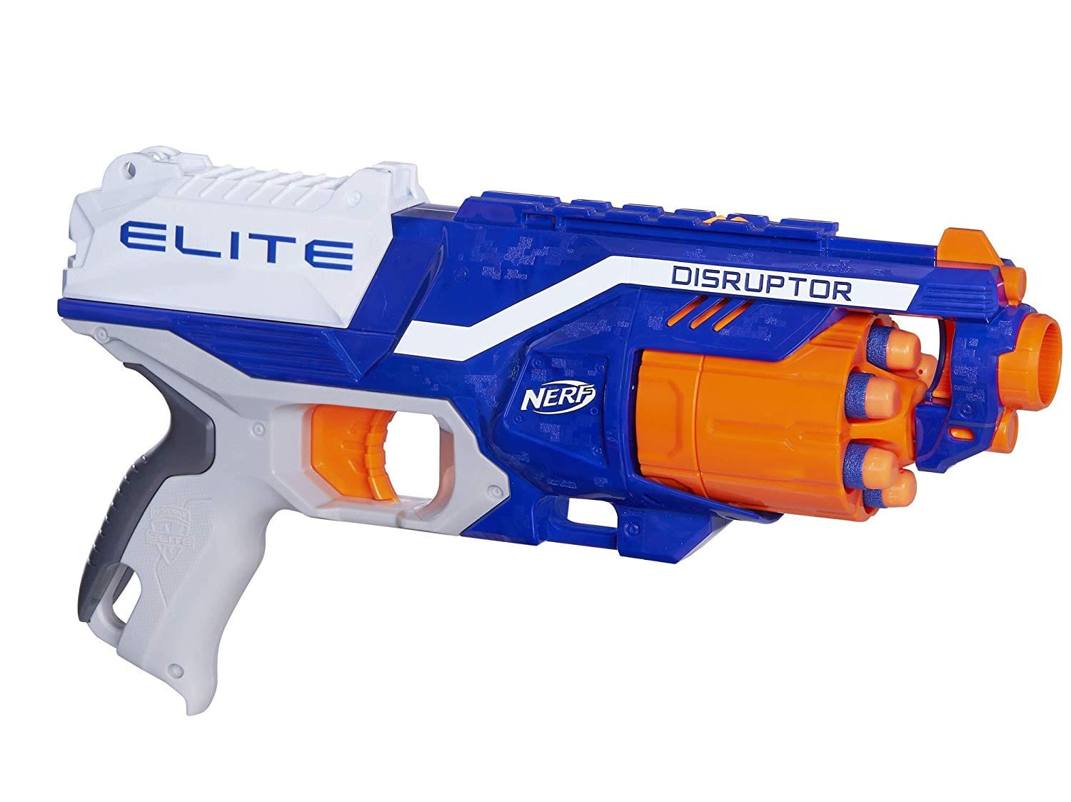 NERF N-Strike Elite Disruptor $7.50, NERF Megalodon N-Strike Mega Blaster w/ 20 Mega Whistler Darts $19.99, NERF Tactical Vest N-Strike Elite Series $16 & More at Amazon