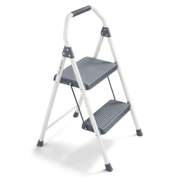 Swell Gorilla Ladders 2 Step Compact Steel Step Stool Pdpeps Interior Chair Design Pdpepsorg