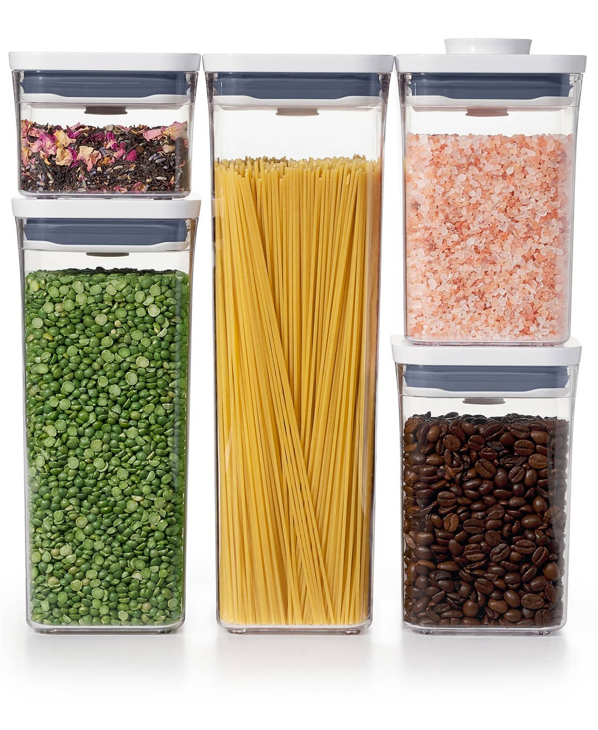 5-Piece OXO Pop Food Storage Container Set $29.99 + Free Shipping at Macy's *Just Updated, Price Drop*