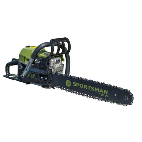 "Sportsman 20"" 5 cc 2-Stroke Gas Chainsaw $99.97, Sportsman 43cc 6"" Gas-Powered Auger $169 and more + Free Shipping"