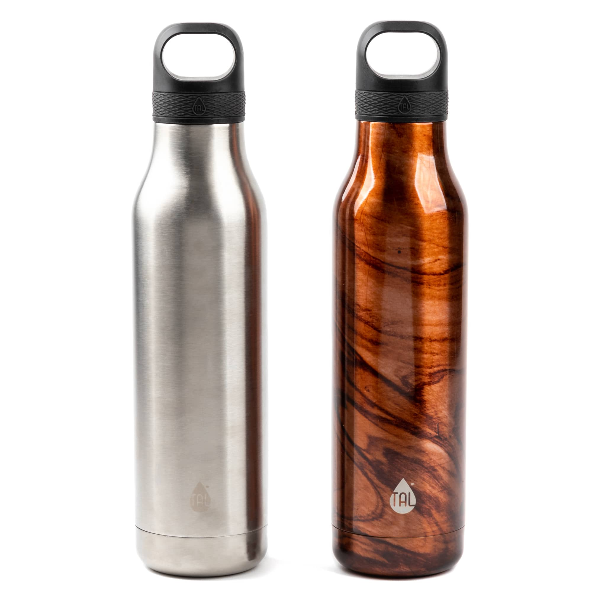 2-Pack TAL 24-oz Ranger Sport Stainless Steel Water Bottles $12.97 at Walmart