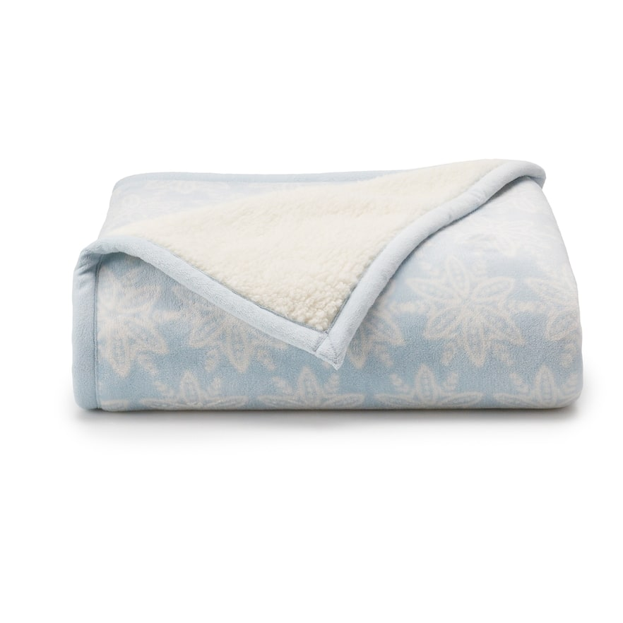 Cuddl Duds Home Plush Sherpa Throw: 1 for $10.50 or 4 for $35 + Free Shipping *Kohl's Cardholders*