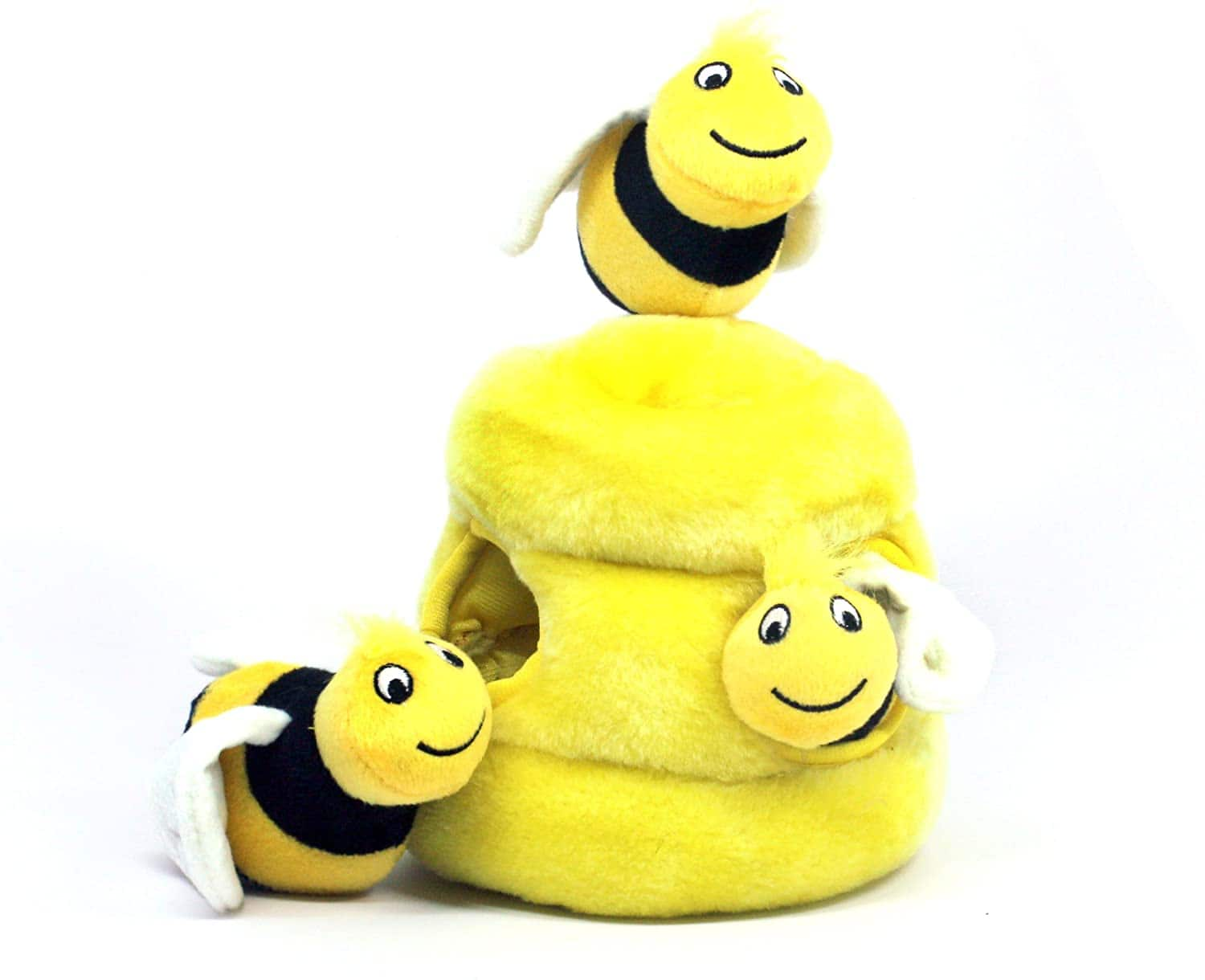 Outward Hound Hide-A-Bee Puzzle Plush Toy for Dogs $6.74 at Amazon or Chewy