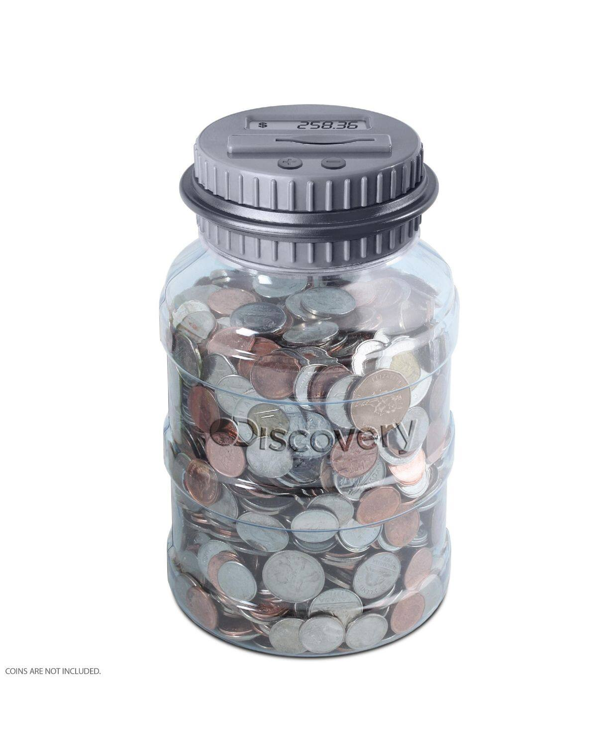 Discovery Kids Coin Counting Jar $7.99, Sharper Image Toy RC Monster Spinning Car $9.99, Bear or Snowman Lovey $6.30 at Macy's (free shipping on $25)
