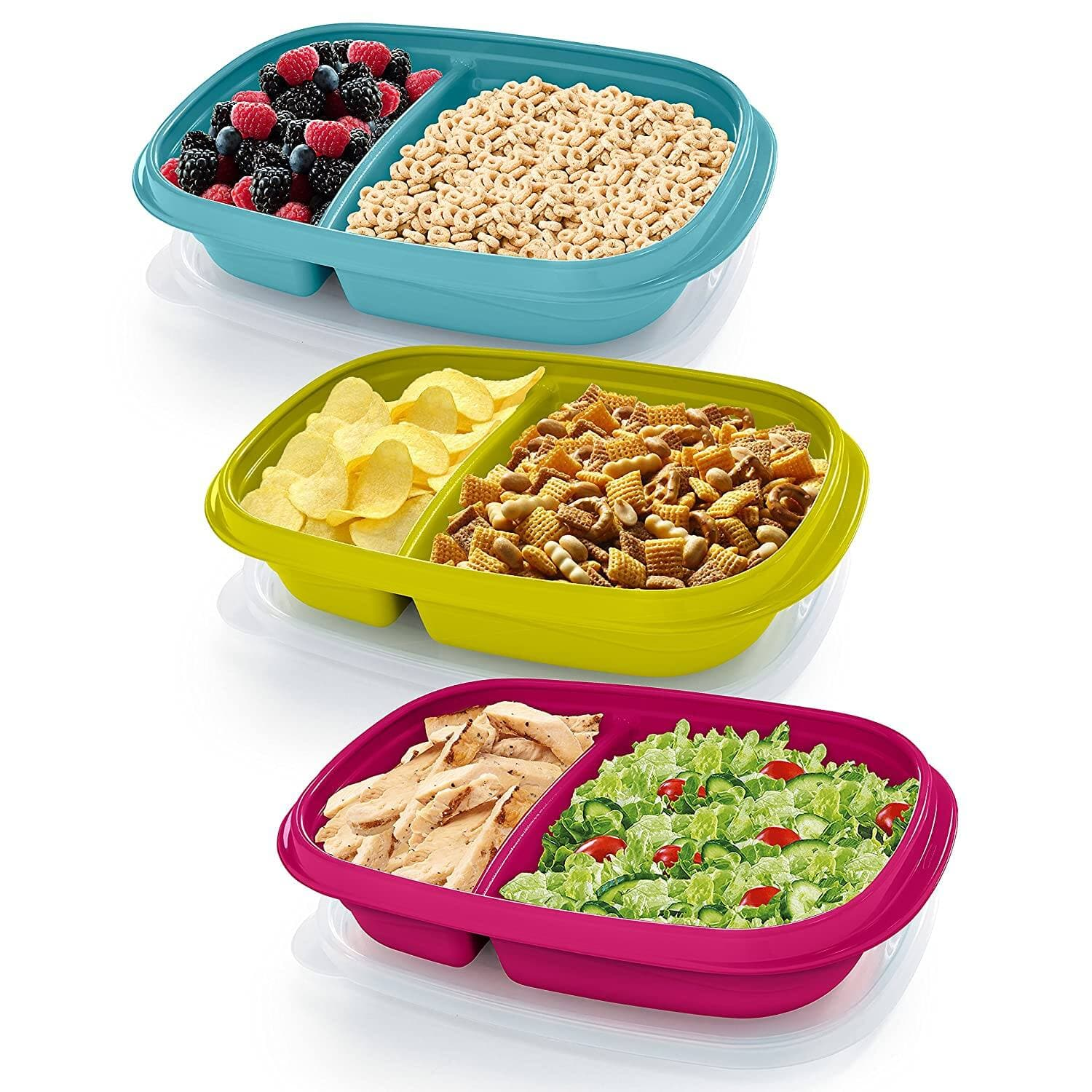 3-Pack Rubbermaid TakeAlongs 3.7-Cup Food Storage Containers $2.46 at Amazon