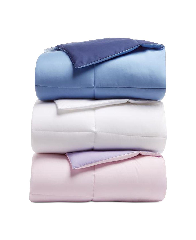 Martha Stewart Essentials Reversible Down Alternative Comforter $19.99 + Free Shipping (All Sizes)
