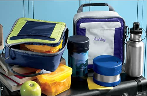 Land's End Kids' Lunch Boxes & Bags $4 or $5 + Free Shipping