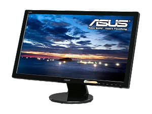 "24"" Asus VE247H LED Backlit 1080p LCD Monitor $150 after $10 Rebate, 27"" Hanns-G HZ281HPB 1920x1200 LCD Monitor w/ Built-In Speakers $240 + Free Shipping"