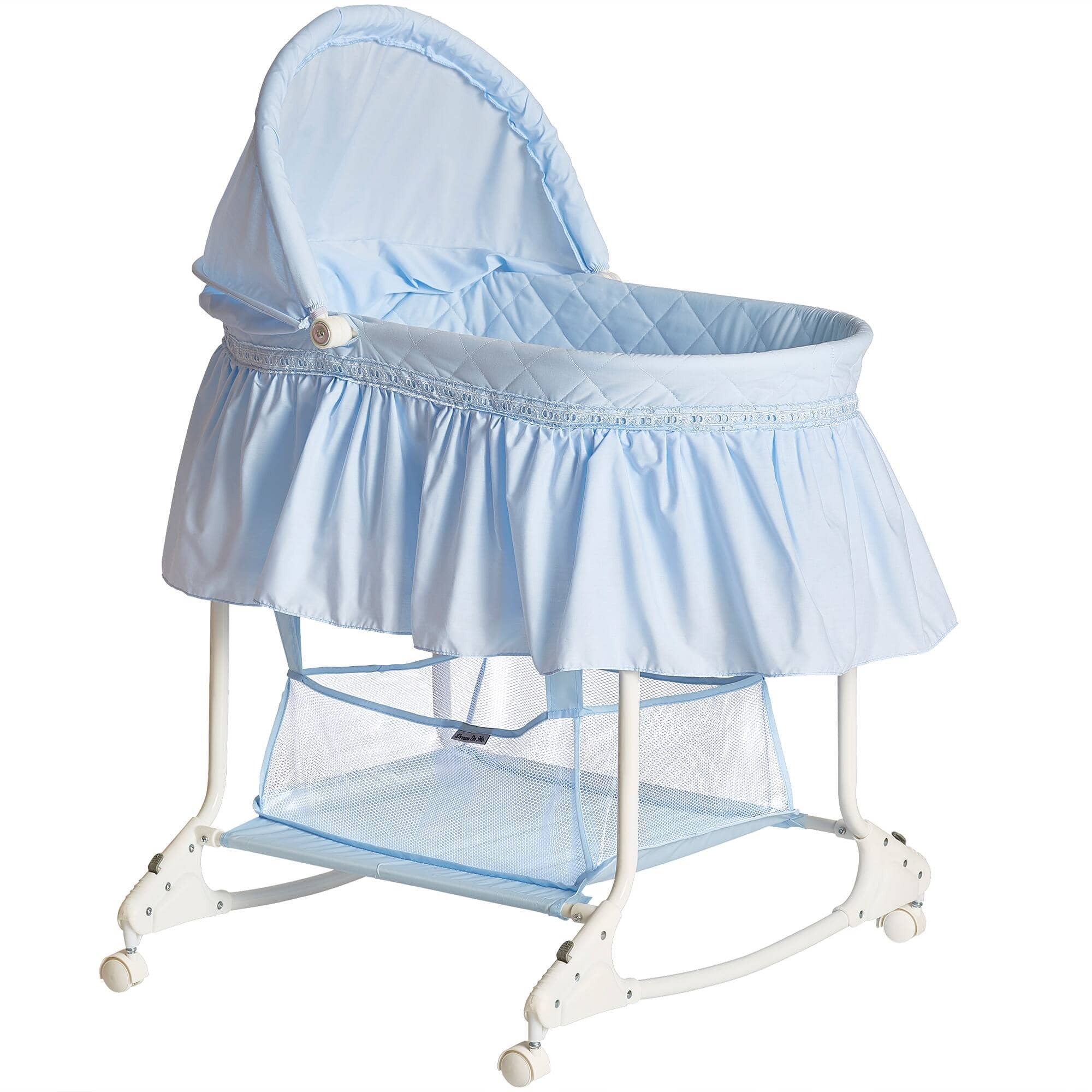 Dream On Me Willow Bassinet $35.86 + Free Shipping (blue or pink)