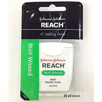 Reach Waxed Mint Dental Floss (55-Yards) $0.92 at Amazon w/ Subscribe & Save