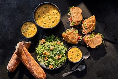 Panera Coupon $5 off $20 Online or In-Store/Pickup