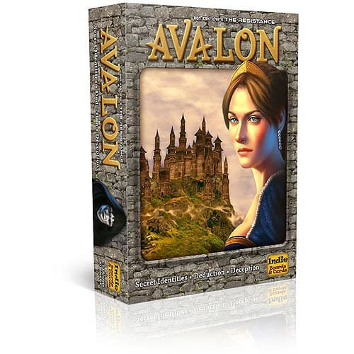 The Resistance: Avalon Social Deduction Game [lowest price] - $11.01