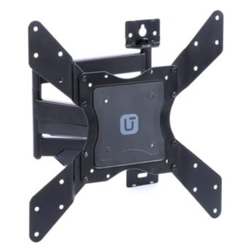 Lowes Utilitech Full Motion Wall TV Mount accommodates 24-65 inches YMMV $19.75