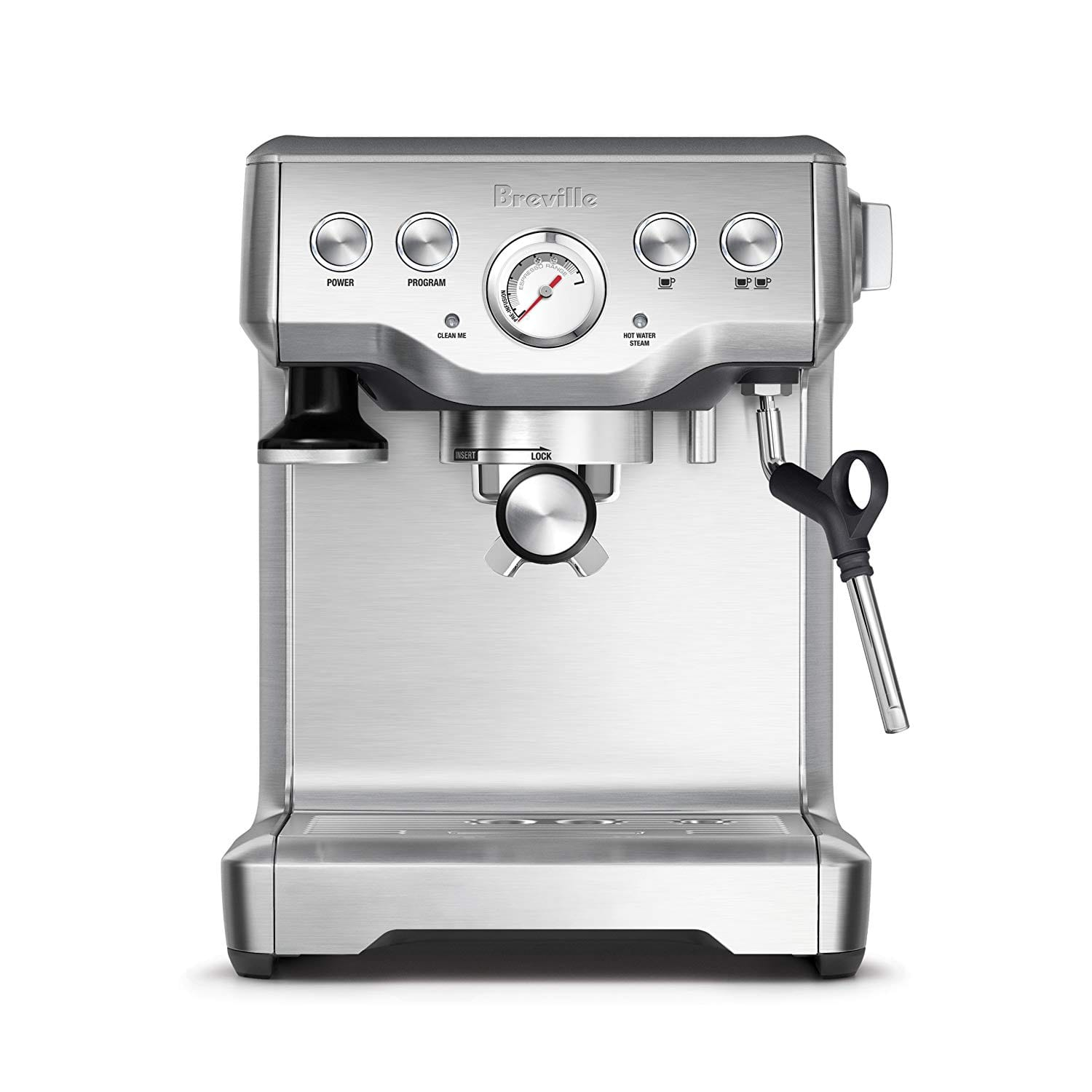 Breville BES840XL/A the Infuser Espresso Machine - Stainless Steel - $369.98 at Amazon
