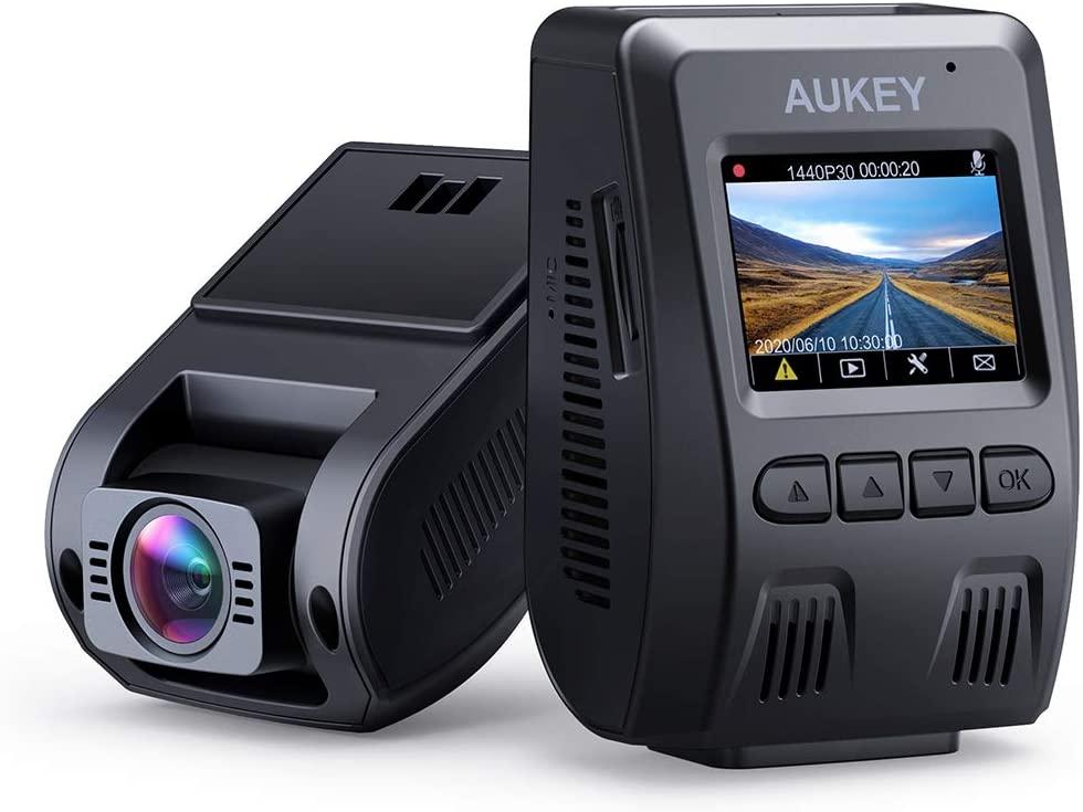 AUKEY Dash Cam FHD 1080p - Amazon - $46.89