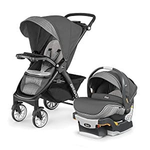 Chicco Bravo LE Travel System, Silhouette $343.99